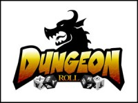 Dungeon Roll - Board Game Box Shot