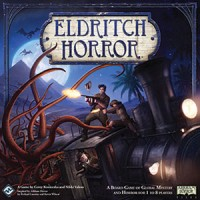 Eldritch Horror - Board Game Box Shot