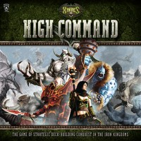 Hordes: High Command - Board Game Box Shot