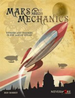 Mars Needs Mechanics - Board Game Box Shot