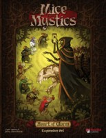 Mice and Mystics: Heart of Glorm - Board Game Box Shot