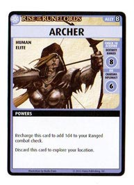 Pathfinder Adventure Card Game Ally card
