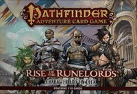 Pathfinder ACG: RotR – Character Add-On Deck - Board Game Box Shot