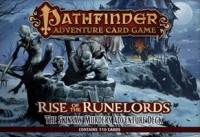 Pathfinder ACG: RotR – The Skinsaw Murders Adventure Deck - Board Game Box Shot