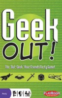 Geek Out! - Board Game Box Shot