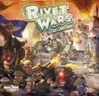 Rivet Wars - Board Game Box Shot