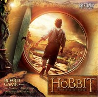 The Hobbit: An Unexpected Journey - Board Game Box Shot