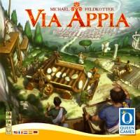 Via Appia - Board Game Box Shot