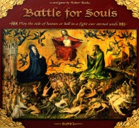 Battle For Souls - Board Game Box Shot