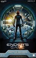 Ender's Game Battle School - Board Game Box Shot