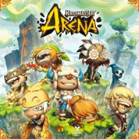 Krosmaster: Arena - Board Game Box Shot