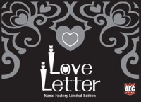 Love Letter: Kanai Factory Edition - Board Game Box Shot