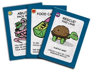 Oar Else! card game cards