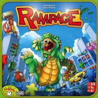 Rampage - Board Game Box Shot