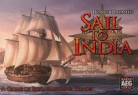 Sail to India - Board Game Box Shot