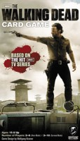 The Walking Dead Card Game - Board Game Box Shot