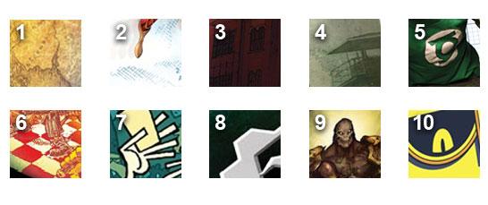 BoardGaming.com Cryptozoic contest thumbnails
