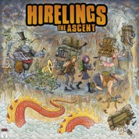 Hirelings: The Ascent - Board Game Box Shot