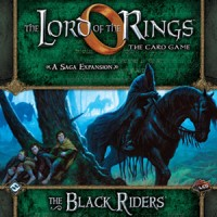 The Black Riders – Saga Expansion - Board Game Box Shot