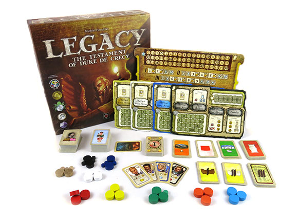 Legacy Contents