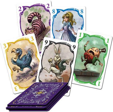 Parade cards