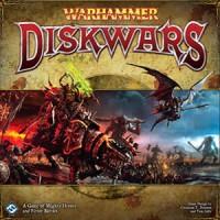 Warhammer: Diskwars - Board Game Box Shot