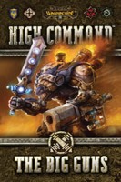 Warmachine: High Command – The Big Guns - Board Game Box Shot