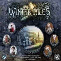 Winter Tales - Board Game Box Shot