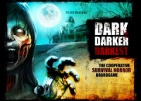 Dark Darker Darkest - Board Game Box Shot
