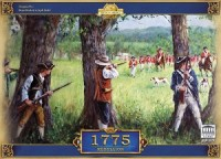 1775: Rebellion - Board Game Box Shot