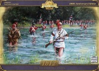 1812: The Invasion of Canada - Board Game Box Shot