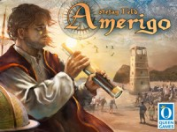Amerigo - Board Game Box Shot