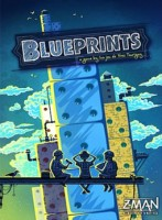 Blueprints - Board Game Box Shot