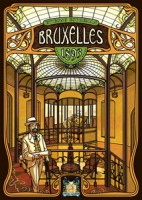Bruxelles 1893 - Board Game Box Shot
