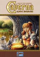 Caverna: The Cave Farmers - Board Game Box Shot