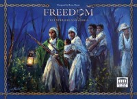Freedom: The Underground Railroad - Board Game Box Shot
