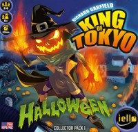 King of Tokyo: Halloween - Board Game Box Shot