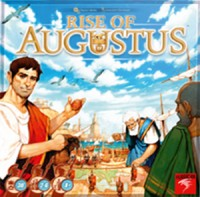 Rise of Augustus - Board Game Box Shot