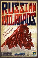 Russian Railroads - Board Game Box Shot