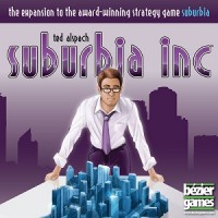 Suburbia Inc. - Board Game Box Shot