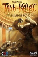 Tash-Kalar: Arena of Legends - Board Game Box Shot