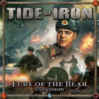 Tide of Iron: Fury of the Bear - Board Game Box Shot