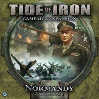Tide of Iron: Normandy - Board Game Box Shot