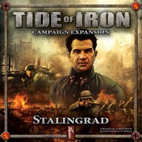 Tide of Iron: Stalingrad - Board Game Box Shot