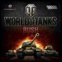 World of Tanks: Rush - Board Game Box Shot