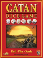 Catan Dice Game - Board Game Box Shot