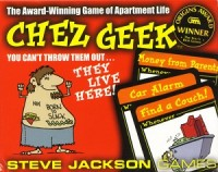 Chez Geek - Board Game Box Shot