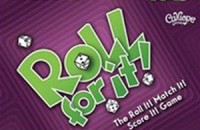 Roll for It! - Board Game Box Shot