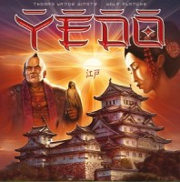 Yedo - Board Game Box Shot