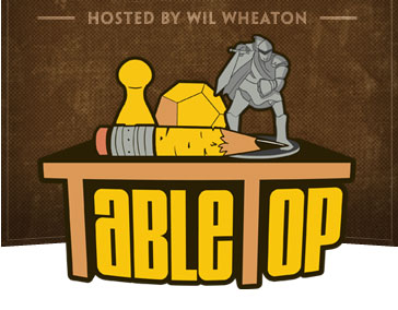 TableTop: Hosted by Wil Wheaton